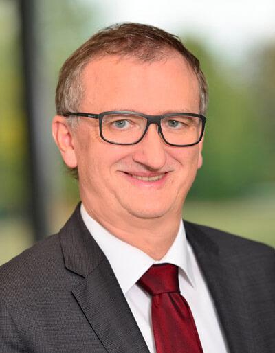 Geschäftsführer Jürgen Kemp