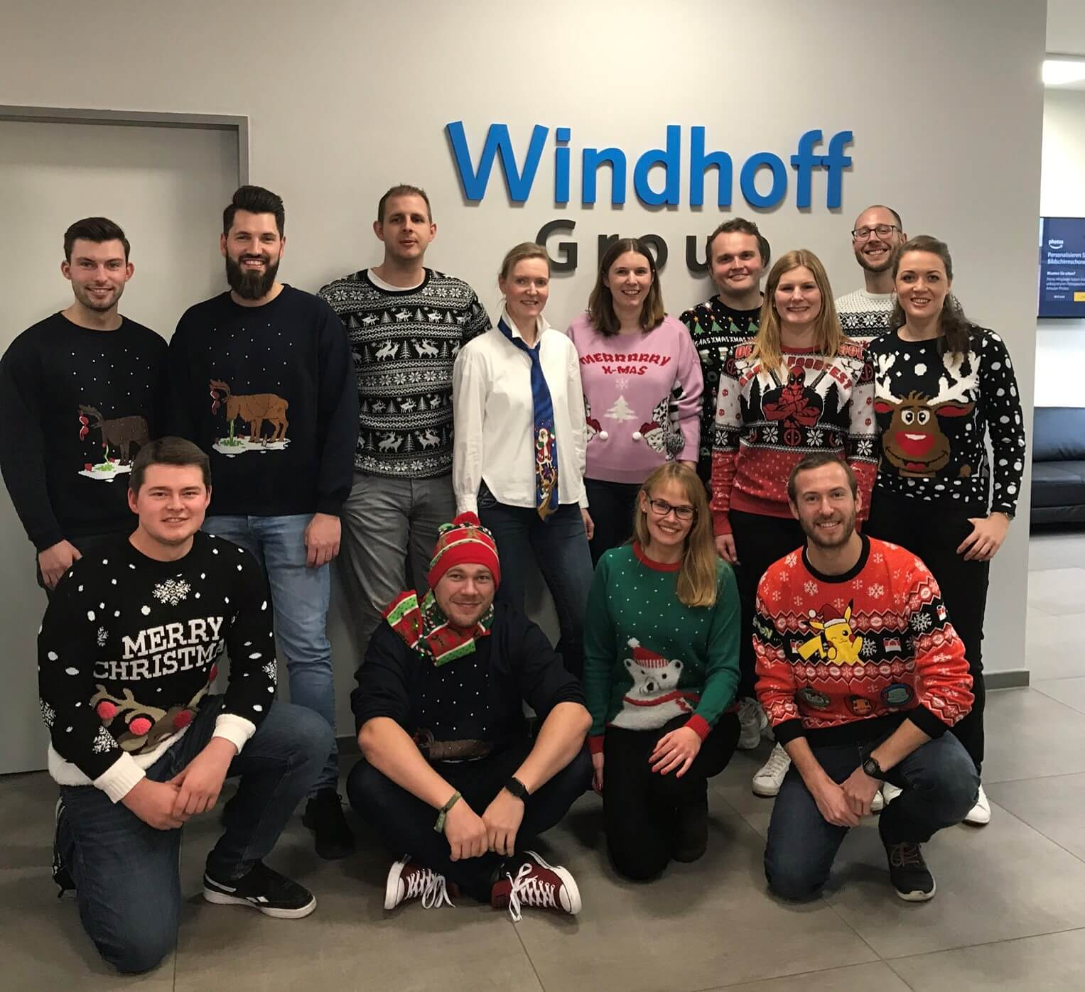 windhoff group-sweater