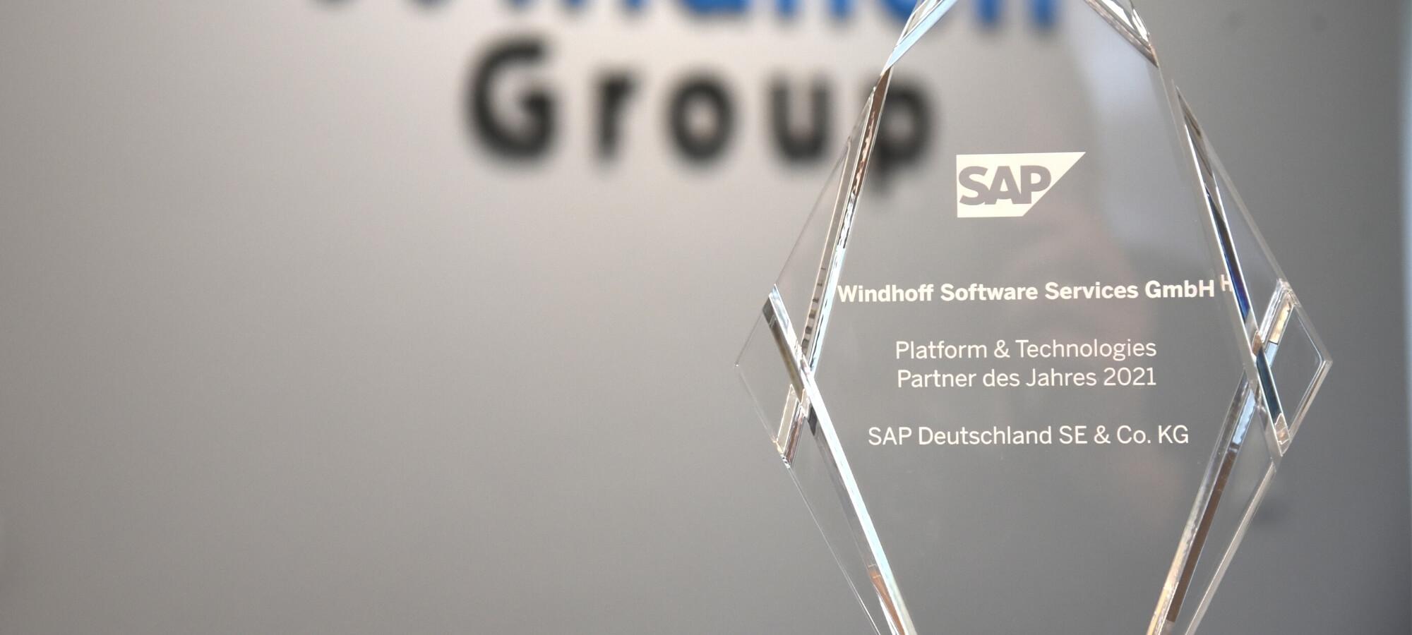 Partner des Jahres Windhoff Group