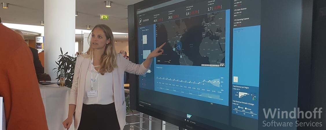 Impressionen - BI-vision-DigitalBoardroom-2018